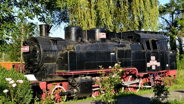 Muzeul locomotivelor cu abur Reșița - hoinariromani