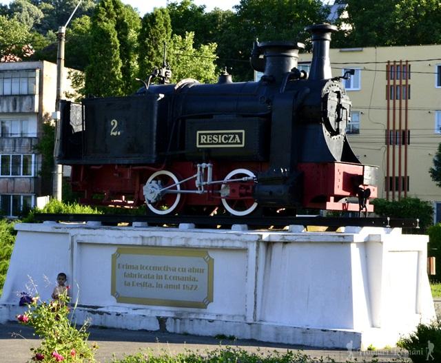 Locomotiva Resicza -Hoinariromani