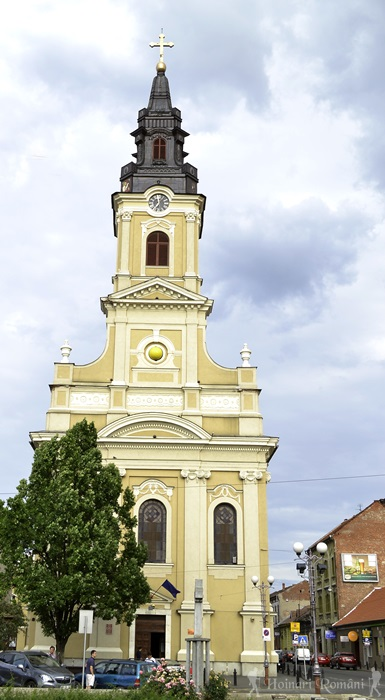 Biserica cu lună -Oradea -Hoinariromani