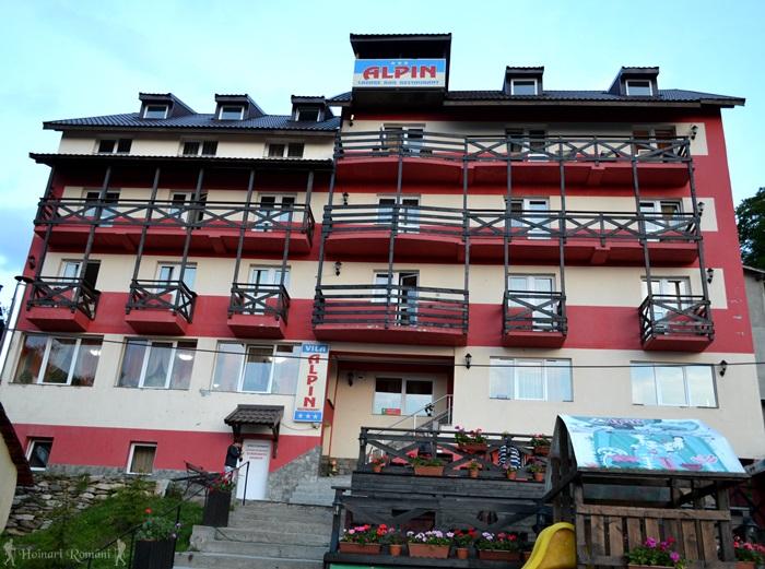 vila alpin-hoinariromani