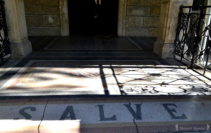 Palatul Monteoru -Sărata Monteoru -hoinariromani