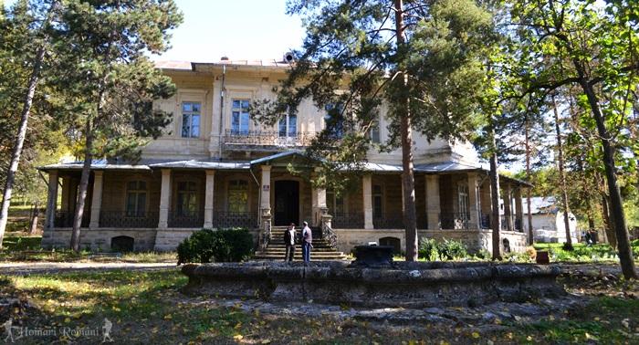 Palatul Monteoru -hoinariromani