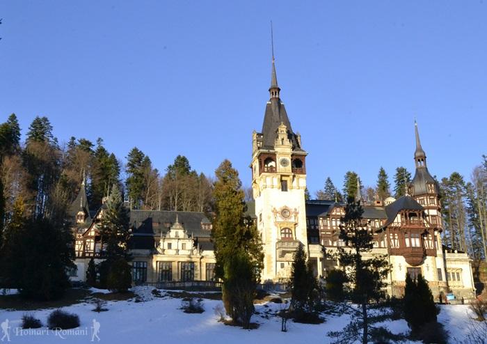Castelul Peleș -hoinariromani