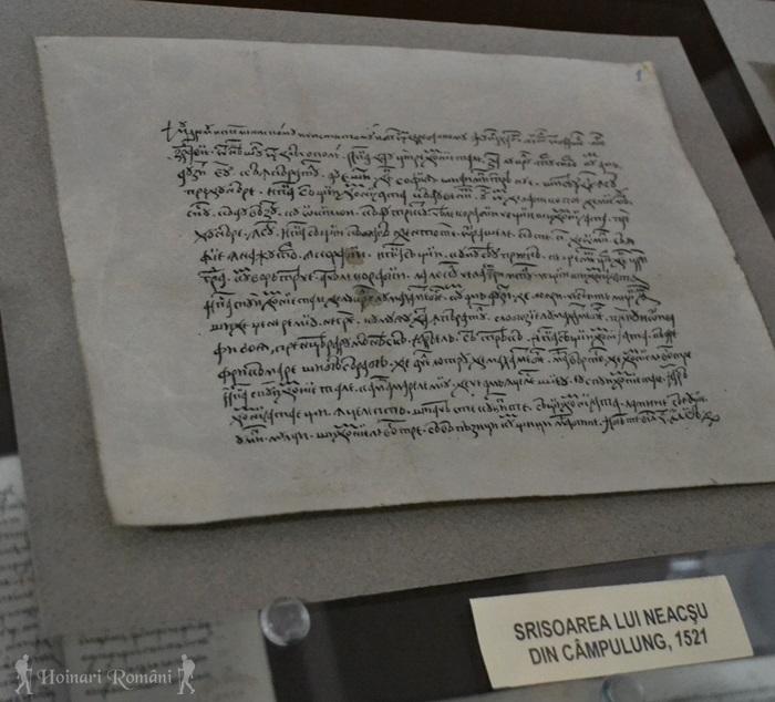 Scrisoarea lui Neacșu din Câmpulung (copie) -hoinariromani