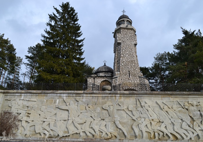 Mausoleul de la Mateiaș -Hoinariromani