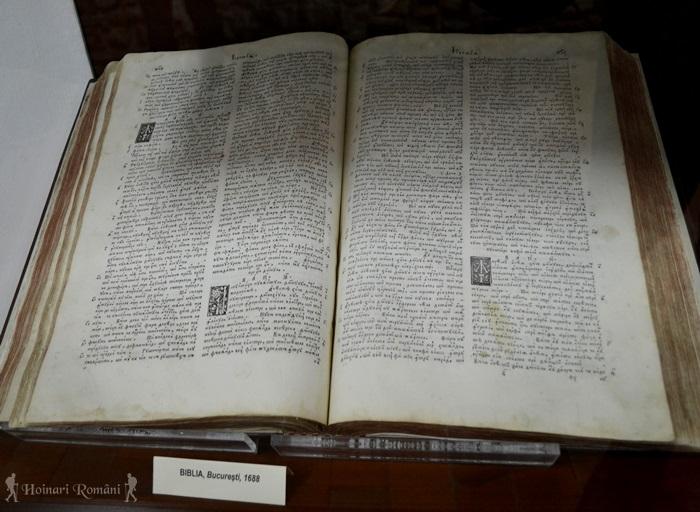 Biblia de la București -hoinariromani