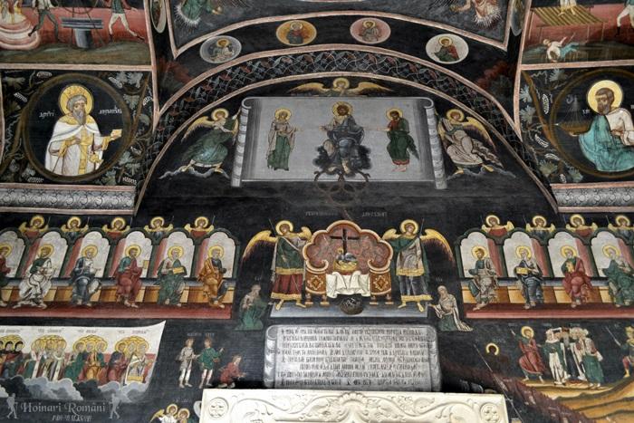 12 manastirea lainici -hoinariromani