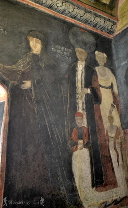 14 manastirea lainici -hoinariromani