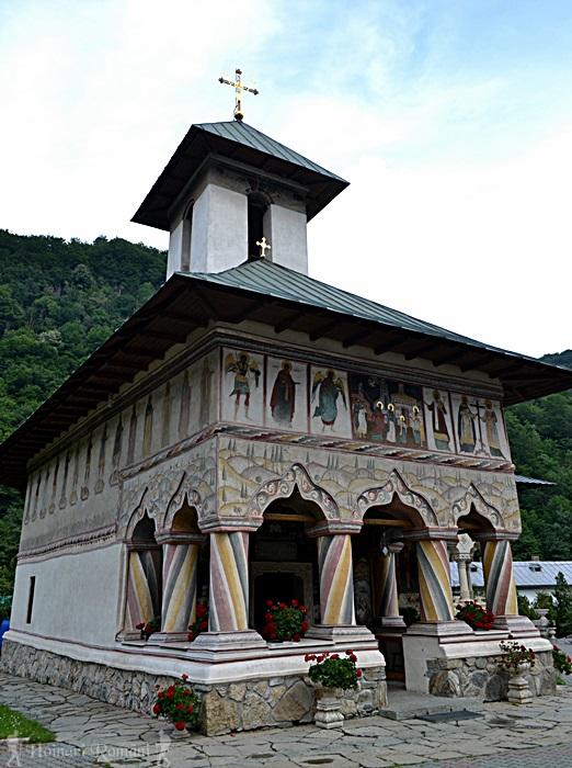 3 manastirea lainici -hoinariromani