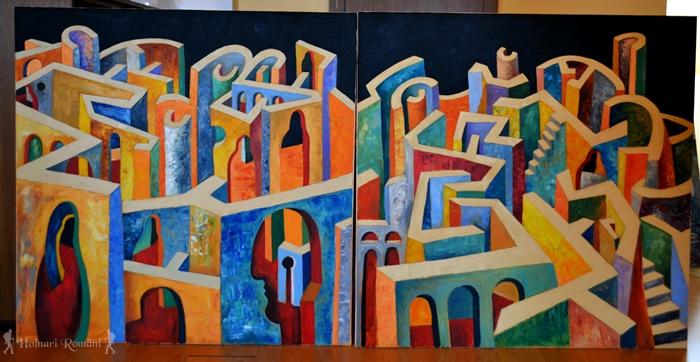 16 straja -pictura