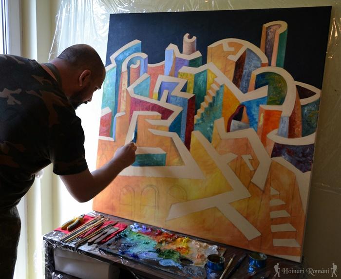 6 straja -pictura