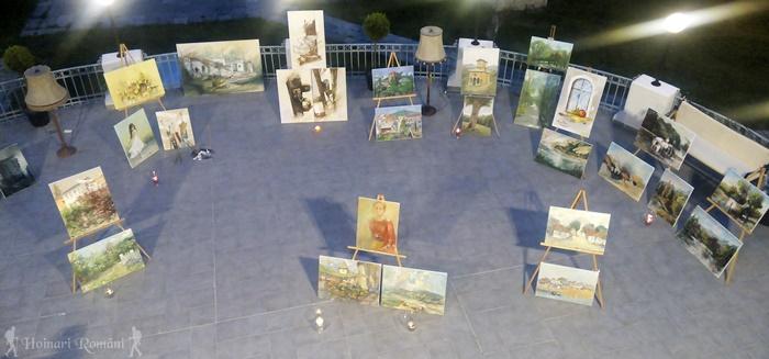 13 tabara pictura govora hoinariromani