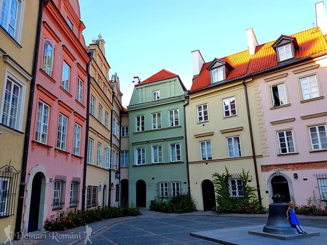 Orașul Vechi- Varșovia