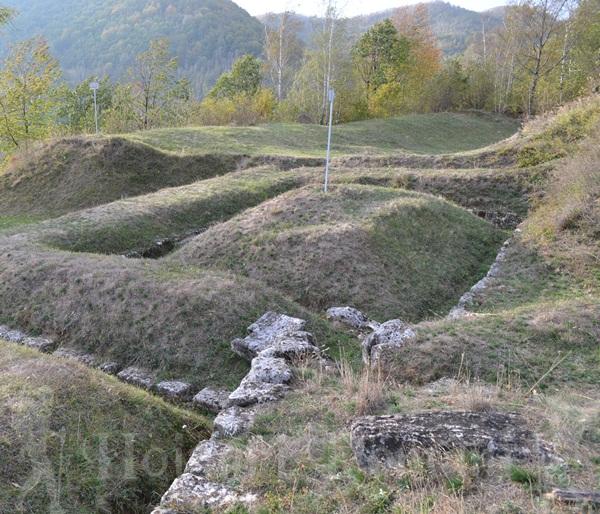 bastioane- zidul de aparare