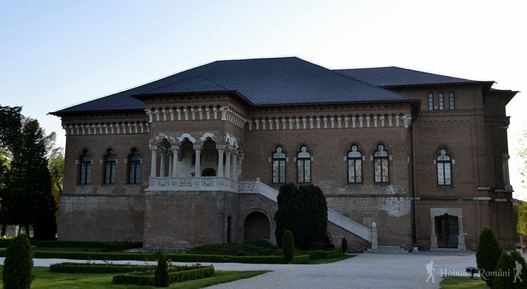 Palatul Mogosoia