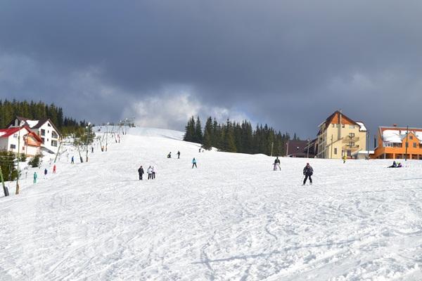 pârtia ski Rânca